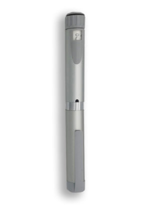 Deluxe Pen and Cartridge Grey
